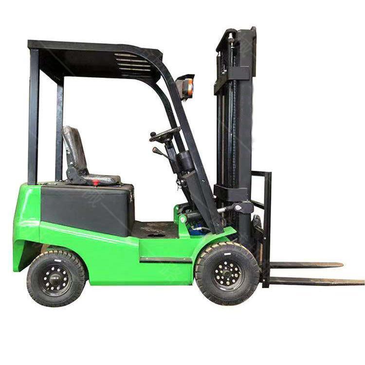 升高装卸堆垛叉车 座驾全电动叉车 电瓶液压堆高车