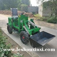 出售电动铲车 四驱铲车装载机 电动装载机06型小铲车
