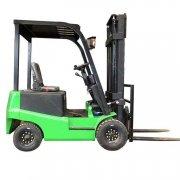 新款迷你型电动叉车 四轮座驾式电动叉车 电动液压堆高车